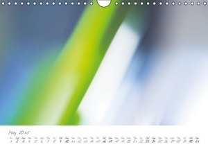 Abstract in Colour (Wall Calendar 2015 DIN A4 Landscape)