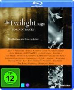 Die Twilight Saga: Soundtracks-Musikvi (Blu-ray)