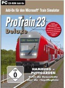 ProTrain 23 Deluxe