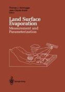 Land Surface Evaporation
