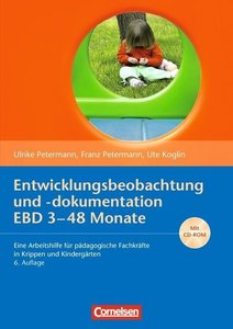 Entwicklungsbeobachtung und -dokumentation (EBD) 3 - 48 Monate
