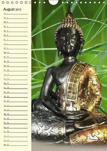 Burlager, C: Buddha (Wandkalender 2015 DIN A4 hoch)