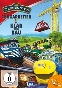 Chuggington Vol. 23