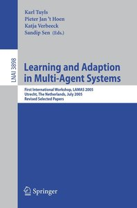 Learning and Adaption in Multi-Agent Systems