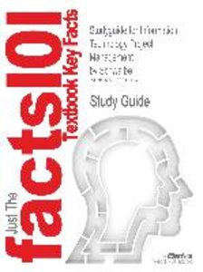Studyguide for Information Technology Project Management by Schw