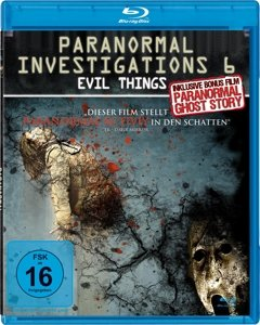 Paranormal Investigations 6 (Blu-ray)