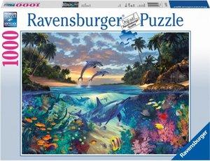 Korallenbucht. Puzzle 1000 Teile