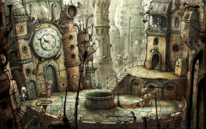 Machinarium - Limited Fan-Edition mit Plüsch-Robo