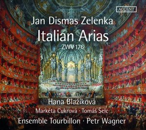 Italian Arias ZWV 176