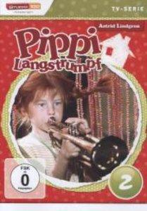 Pippi Langstrumpf TV-Serie DVD 2