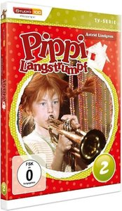 Pippi Langstrumpf TV-Serie DVD 2