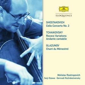 Shostakovich: cello Concerto 2/Tchaikovsky: