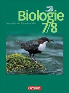 Natur und Technik. Biologie 2. 7./8. Schuljahr. Schülerbuch. Hau