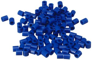 Hama 207-08 - Perlen blau, 1000 Stück