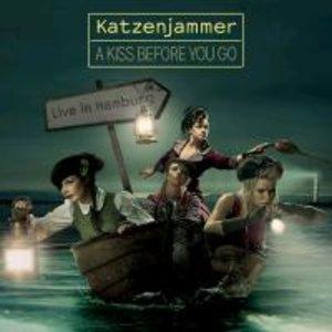 A Kiss Before You Go - Live In Hamburg CD + DVD