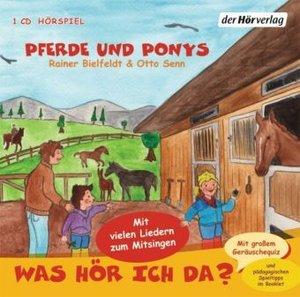 Was Hör Ich Da?Pferde Und Ponys