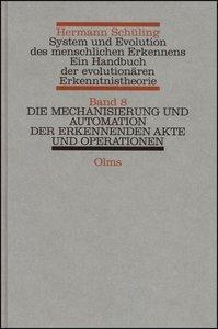 System und Evolution des menschlichen Erkennens. Ein Handbuch de