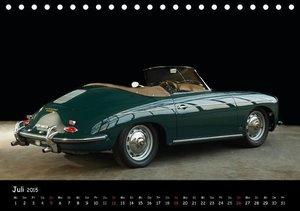 Bau, S: Classic 356 (Tischkalender 2015 DIN A5 quer)