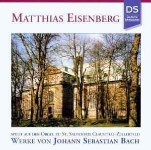 Bach-Orgelwerke