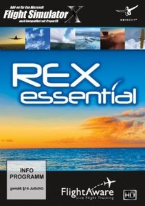 Flight Simulator X - REX Essential Plus