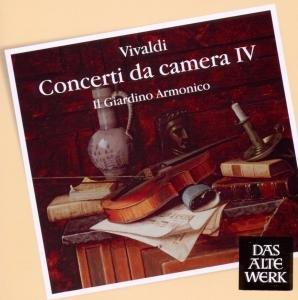 Concerti Da Camera Vol.4