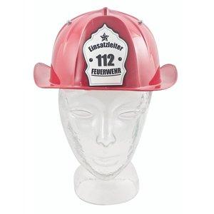 Corvus A600042 - Kids at work: Kinder Feuerwehrhelm rot
