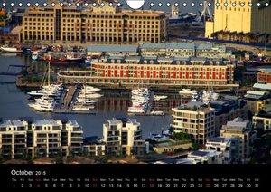 Cape Town City Impressions (Wall Calendar 2015 DIN A4 Landscape)