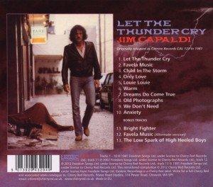 Capaldi, J: Let The Thunder Cry (Exp.+Rem.Ed.)
