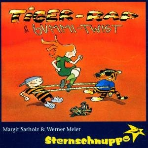 Tiger-Rap und Gummi-Twist. CD
