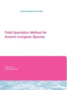 Field Speciation Method for Arsenic Inorganic Species