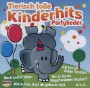 Tierisch tolle Kinderhits-Partylieder