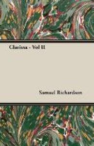 Clarissa - Vol II