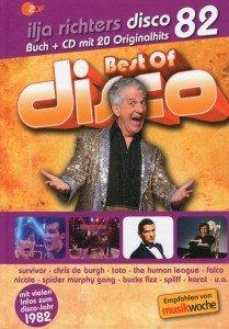 disco 82-disco mit Ilja Richter-Buch+CD