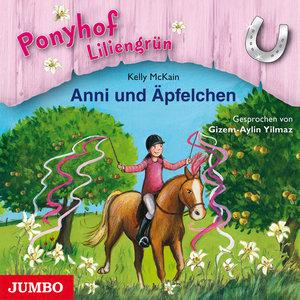Ponyhof Liliengrün 12. Anni und Äpfelchen