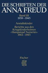 Die Schriften der Anna Freud 03
