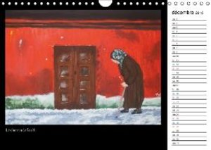 Un artiste ensoleillé (Calendrier mural 2015 DIN A4 horizontal)