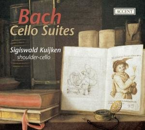 The Cellosuites BWV 1007-1012 (Played On