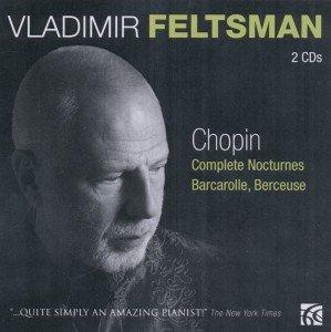 Nocturnes,Barcarolle op.60,Berceuse op.57
