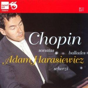 Klaviersonaten/4 Scherzi/4 Balladen