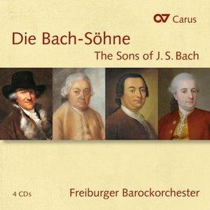 Die Bach-Söhne-Sinfonien & Konzerte