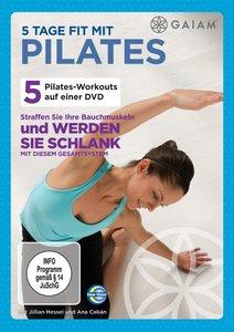 Gaiam-5 Tage fit mit Pilates