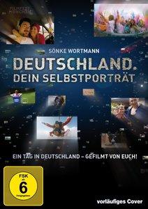 Deutschland - Dein Selbstportrait