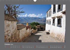 Tibet - Auf dem Dach der Welt (Wandkalender 2016 DIN A3 quer)