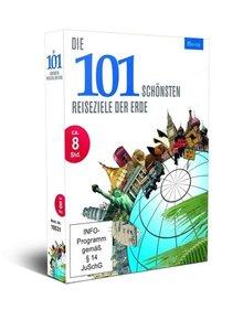 Die 101 schönsten Reiseziele der Erde 1-4