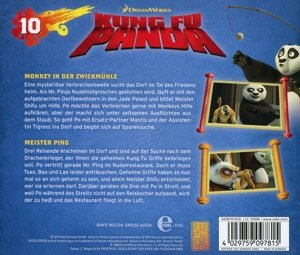 Kung Fu Panda 10. Monkey in der Zwickmühle