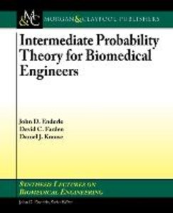 Intermediate Probability Theory for Biomedical Engineers