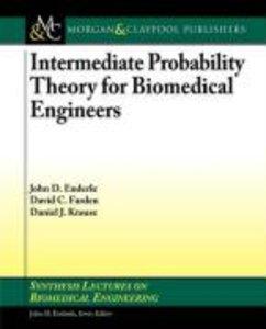 Intermediate Probability Theory for Biomedical Engineers