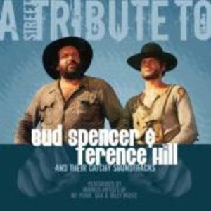 A Street Tribute To Bud Spencer & Terence Hill