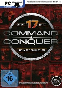 Command & Conquer - The Ultimate Collection (Software Pyramide)