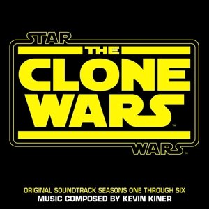 Star Wars: The Clone Wars Ost (Season 1-6)